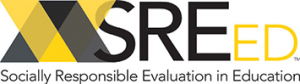 SREed Socially Responsible Evaluation in Education Logo